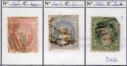 Espagne (1870) -  Regence  - Oblitere - Usados