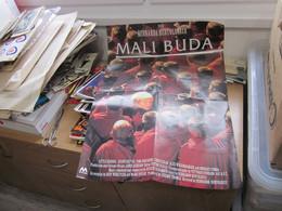 Poster Plakat Little Buddha  Mali Buda Keanu Reeves, Ying Ruocheng,Chris Isak, Alex Wiessendanger 50x70 Cm - Affiches & Posters