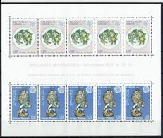 Monaco // Mi. Block 10 ** (big) - 1976