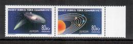 Türkisch-Zypern / Turkish Republic Of Northern Cyprus / Chypre Turc 2009 Paar/pair EUROPA ** - 2009