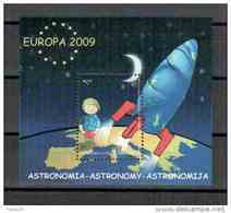 Kosovo 2009 Block/souvenir Sheet EUROPA ** - 2009