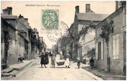 23 BOUSSAC - Rue Des Loges - Boussac
