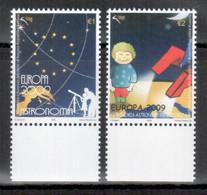 Kosovo 2009 Satz/set EUROPA ** - 2009