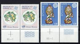 Monaco // Mi. 1230/1231 ** - 1976