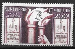 1959 SPM Mnh Nsc ** 18 Euros - Nuovi