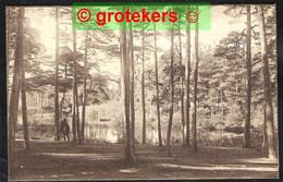 OISTERWIJK Hondsbergven ± 1925 Ed: Jean Smits & Zonen, Tilburg - Other