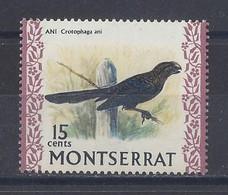 "MONTSERRAT...QUEEN ELIZABETH II...(1952-NOW..)...."" 1970..""....ANI........15c......SG248.........MH... - Andere"