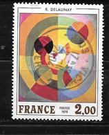 France:n°1869 O - Used Stamps