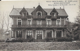 "GERARDMER - Villa ""Mon Plaisir"" Hôtel-Restaurant - Gerardmer"