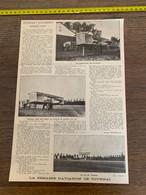 1910-30 PATI Semaine D Aviation De Tournai Paulhan - Collections