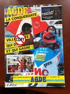 COLLECTOR - AGDE REVUE D' INFORMATION MUNICIPALE DECEMBRE 1985 - Ohne Zuordnung