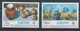 Chypre Turc YT 14-15 Neuf Sans Charnière - XX - MNH Europa 1975 - Unused Stamps