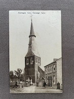 Curingen Kerk Curange Eglise / Uitg. J. Gillis-Breesch - Hasselt