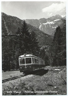 Centovalli Domodossola Tramway Tram Electric Train Railway Bahn Locarno Eisenbahn Ferrovia 60s - Ohne Zuordnung