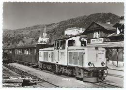 Murau Murtalbahn Diesel Train Trein Spoorweg Railway Eisenbahn Chemin De Fer Narrow Gauge 1960s - Sonstige