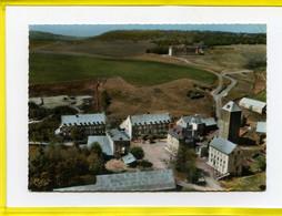 Aubrac Vue Generale Aerienne.  Au Fond La Colonie De Vacances La Residence.  1974 Edit Cim - Sonstige Gemeinden