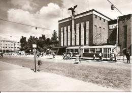 Olomouc Tram Tramway Strassenbahn Trolley Hauptbahnhof Gare - Tschechische Republik