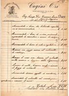 1897 SANCASCIANO - TROMBAI E FONTANIERI - Italië