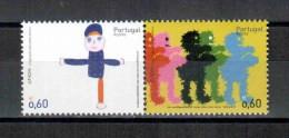 Azoren / Azores / Acores 2006 EUROPA Par Aus Block/ Pair From Souvenir Sheet** - 2006