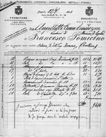 1913 NAPOLI - FERRAMENTA - Italië