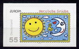 Deutschland / Germany / Allemagne 2008 Selbstklebend/self-adhesive EUROPA ** - 2008