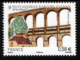 France - 2010 - Aqueduct Bridge DÁrcuel-Cachan - Mint Stamp - Ongebruikt