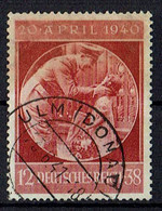 Mi. 744 O - Used Stamps