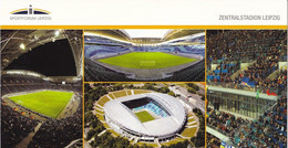 LEIPZIG #2 ZENTRALSTADION STADE STADIUM ESTADIO STADION STADIO - Soccer
