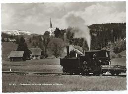 Gurktalbahn Train Eisenbahn Dampf Railway Stoomtrein Chemin De Fer Bahn Altenmarkt Kirche 60s - Gurk