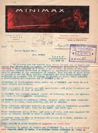 1922 NAPOLI - DITTA ESINTORI MINIMAX - Italië