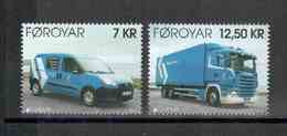 Färöer / Faroer / Féroé 2013 Satz/set EUROPA ** - 2013