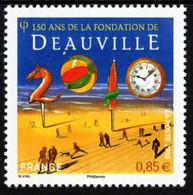 France - 2010 - 150 Years Since Dauville Foundation - Mint Stamp - Ongebruikt