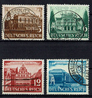 Mi. 764/767 O - Used Stamps