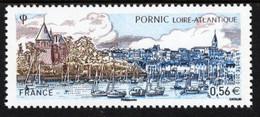 France - 2010 - Pornic, Atlantic Loire - Mint Stamp - Ongebruikt