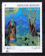 FRANCE 2011 - Timbre N° 4542 - Série Artistique - Odilon Redon - Cachet à Date - 2010-.. Matasellados