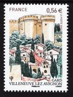 France - 2010 - Villeneuve Les Avignon Fortress - Mint Stamp - Ongebruikt