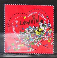 France 2010 -  N° 4431 - Coeur De Lanvin - 2010-.. Matasellados