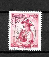 LOTE 2167 /// AUSTRIA   YVERT Nº: 893  ¡¡¡ OFERTA - LIQUIDATION - JE LIQUIDE !!! - 1945-60 Usati