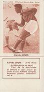 FOOTBALL - Image Biscuits REM - Xercès LOUIS - RC Lens - Otros
