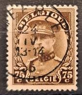 BELGIUM 1932 - Canceled - Sc# 228 - 75c - Usados