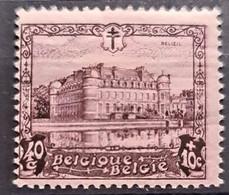BELGIUM 1930 - Canceled - Sc# B101 - Usados