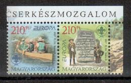 Ungarn / Hungary / Hongrie 2007 Paar/pair EUROPA ** - 2007
