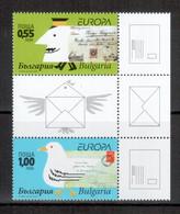 Bulgarien / Bulgaria / Bulgarie 2008 Satz/set EUROPA ** - 2008