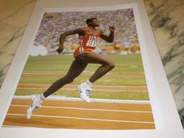 PHOTO CARLE LEWIS - Atletismo