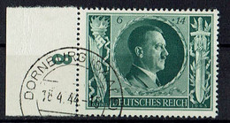 Mi. 845 O - Used Stamps