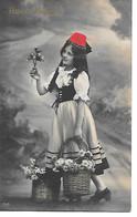 Fairytale - Conte De Fée - Märchen - Le Petit Chaperon Rouge, Little Red Riding Hood, Rotkäppchen / 1908 - Vertellingen, Fabels & Legenden