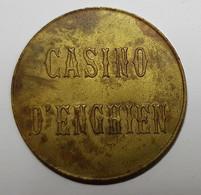 Casino D'Enghien - Valeur 5 - Casino