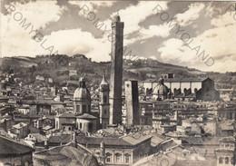 CARTOLINA  BOLOGNA,EMILIA ROMAGNA,PANORAMA, STORIA, CULTURA, RELIGIONE,VIAGGIATA 1962 - Reggio Emilia