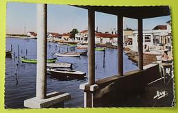 13 / BOUCHE Du RHONE - Fos Sur Mer - Le Port De Saint Gervais - CPA Carte Postale Ancienne - 1963 - Other Municipalities