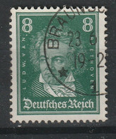 Duitse Rijk Y/T 381 (0) - Used Stamps
